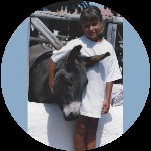 Nina Hainz | About | Meine Liebe zu Tieren