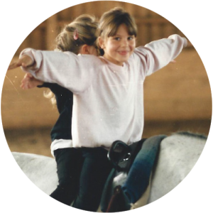 Nina Hainz | About | Frühe Akrobatische Übungen